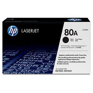 HP tisková kazeta černá, CF280A