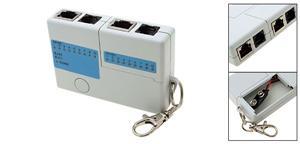 Kapesní UTP kabel tester RJ45, RJ11