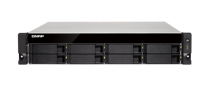 QNAP TS-853BU-4G (2, 3GHz / 4GB RAM / 8x SATA / 4x GbE / 1x PCIe slot / 1x HDMI / 4x USB 3.0)