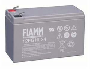 Fiamm olověná baterie 12FGHL34 12V 8, 4Ah 10letá