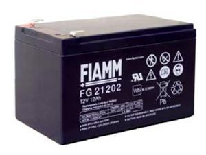 Fiamm olověná baterie FG21202 12V/ 12Ah