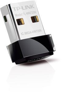 TP-Link TL-WN725N 150Mbps Nano Wifi N USB 2.0 Adapter