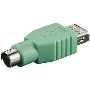 PremiumCord redukce myši USB - PS/ 2 (PS2)