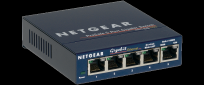 NETGEAR 5xGIGABIT Desktop switch, GS105