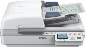 Obrázok produktu Epson WorkForce DS-6500N, skener A4, 1200dpi, ADF, lan