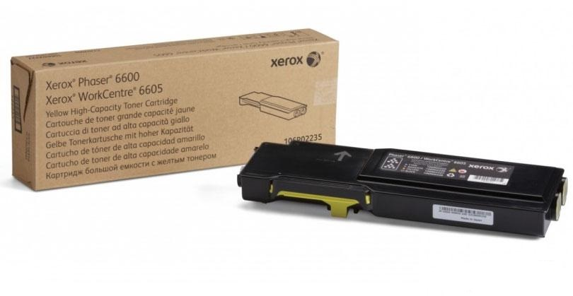 Xerox toner Yellow pro P6600/ WC6605, 6 000 str.