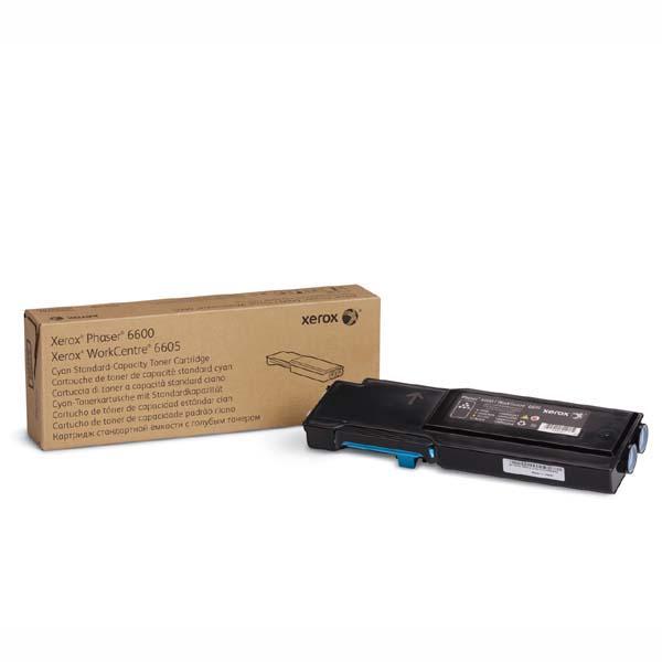 Xerox toner Cyan pro P6600/ WC6605, 2 000 str.