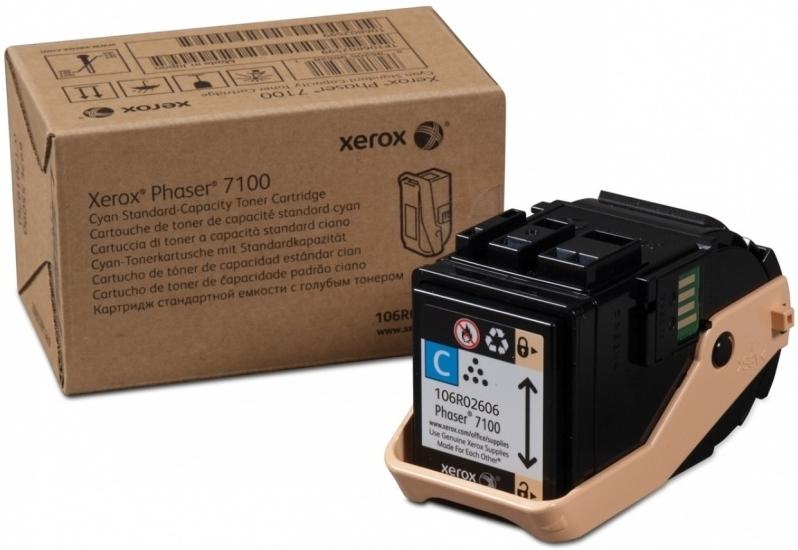 Xerox toner Cyan pro Phaser 7100, 4500 str.