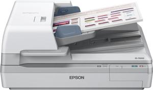 Epson WorkForce DS-70000N, A3, 600 DPI, ADF, Lan