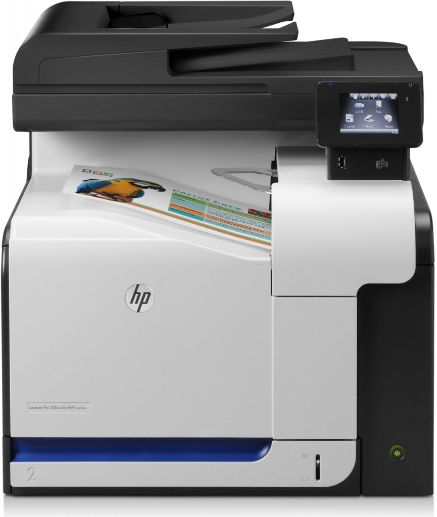 HP LJ Pro 500 Color MFP M570dw / A4, 30ppm, USB, WLAN