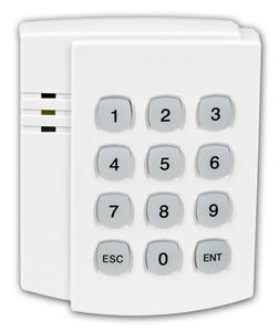 EVOLVEO bezdrátová mini klávesnice pro Alarmex/ Sonix