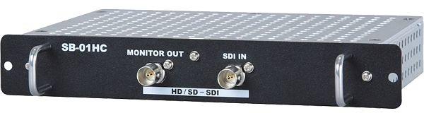 NEC OPS Slot-in HDSDI Interface 1.5G STv2