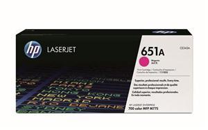 HP tisková kazeta purpurová, CE343A