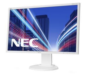 """22"""" LED NEC E223W, 1680x1050, TN, 250cd, 110mm, WH"""