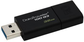 32GB Kingston USB 3.0 DataTraveler 100 G3