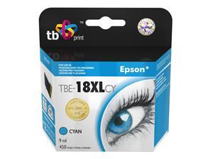 Ink. kazeta TB kompat. s Epson T1812 C 100% New