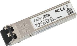 MikroTik SFP modul S-85DLC05D, MM, 550m, 1.25G