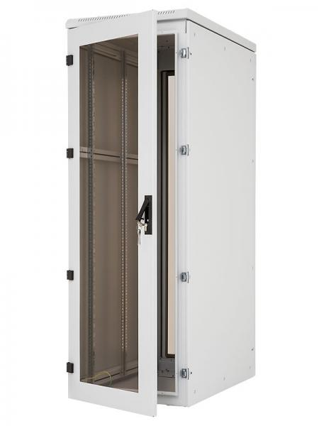"19"" rack stojan.RIE 27U/ 800x1000 IP54 skl.dv.šedý"