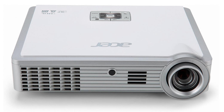 Obrázok produktu DLP Acer K335 LED - WXGA, 1000Lm, 10000:1, USB