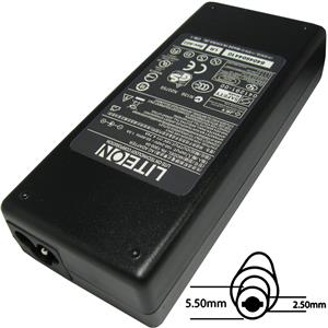 Napájecí adaptér 90W orig. 19V, 5.5x2.5 (bez sit. snury)