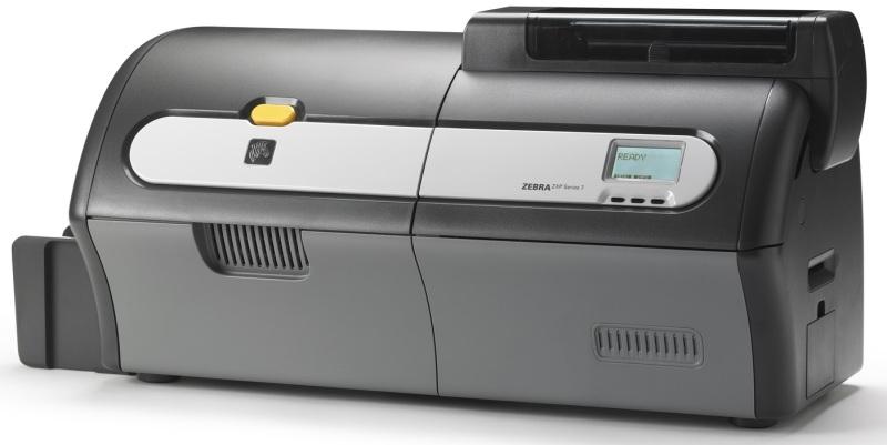 Card printer Zebra ZXPSeries7–single s., Eth.