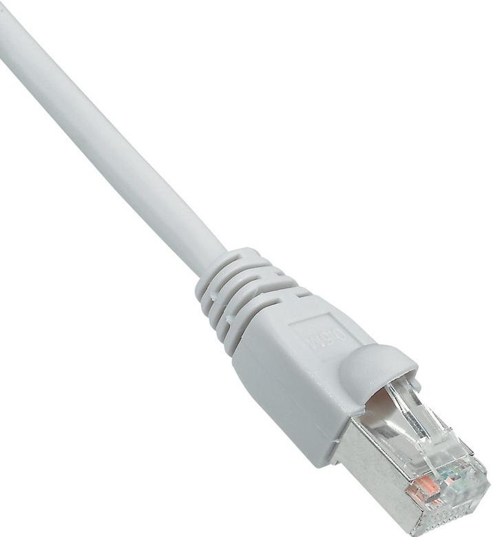 SOLARIX patch kabel CAT5E UTP PVC 1m šedý snag-proof