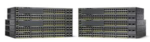 Cisco WS-C2960X-48FPS-L, 48xGigE PoE 740W, 4x SFP