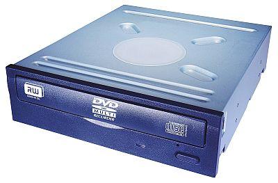 DVDRW/ RAM Lite-On iHAS124 24x SATA černá bulk
