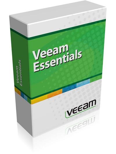Veeam Backup Essentials Enterprise