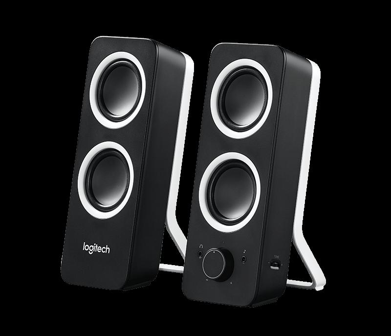 Logitech Speaker Z200 Midnight black
