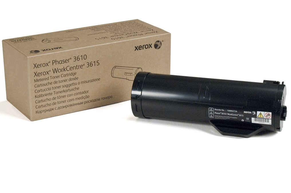 Xerox toner Black pro Phaser 3610/ WC3615 14100 str