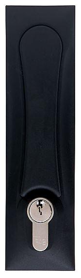 Zámek smont.cylindric. pro stoj.rack RAX-MS-X68-X1