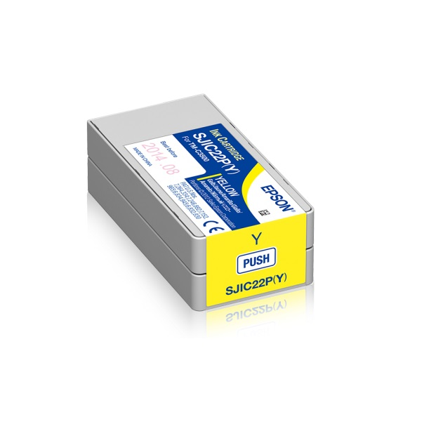 Ink cartridge for TM-C3500 (Yellow)