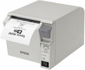 EPSON pokl.termo TM-T70II, světlá, serial+USB, zdroj