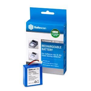 Dobíjecí baterie pro detektor Safescan 155i