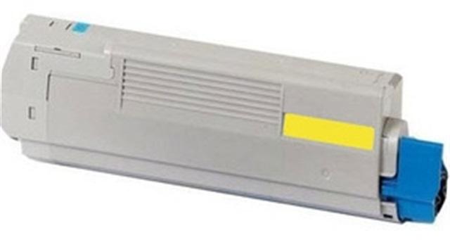 Žlutý toner do MC760/ 770/ 780 (6 000 stránek)
