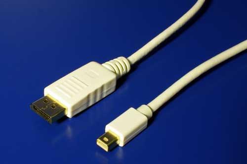 PremiumCordMiniDisplayPort-DisplayPort přípoj. 2m