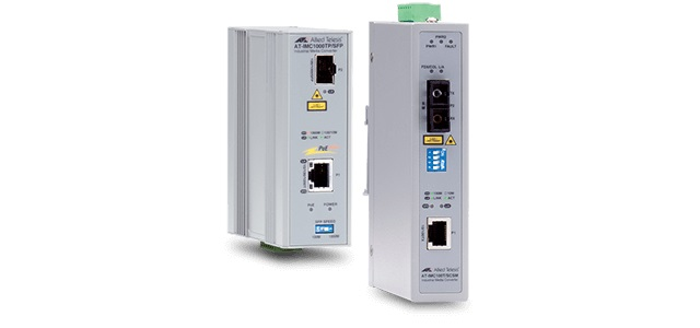 Allied Telesis AT-IMC1000T/ SFP-80