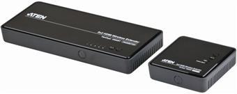 Aten HDMI 5x2 bezdrátový extender/ switch/ splitter