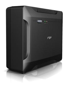 FSP/ Fortron UPS Nano 600, 600 VA, offline
