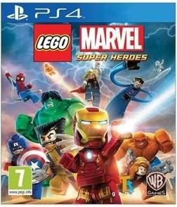 Obrázok produktu PS4 - LEGO MARVEL SUPER HEROES