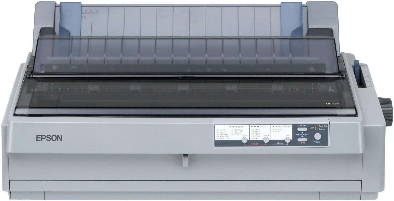 EPSON LQ-2190N, A3, 24 jehel, 576 zn/ s, 5+1 kopií