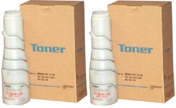 Alternativní toner pro Minolta, 106B/ TN114, 2x413