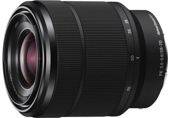 Sony objektiv SEL-2870, 28-70mm, Full Frame, bajonet E