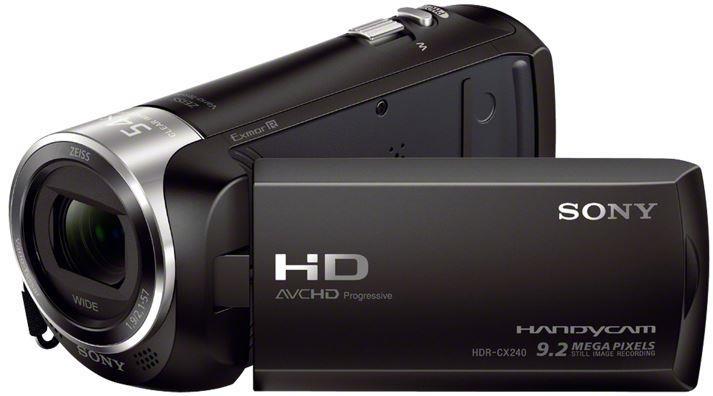Sony HDR-CX240E, černá, 27xOZ, foto 9, 2Mpix