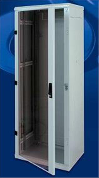 Stoj.rack 42U (š)600x(h)900, př.i zad. perfor.dveře