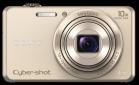 Sony DSC-WX220 zlatá, 18, 2Mpix, 10xOZ, fullHD, WiFi