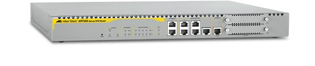 Allied Telesis secure VPN router 7LAN AT-AR750S-DP