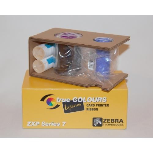 Ribbon černý pro ZXP 7 (potisk 2500 karet)