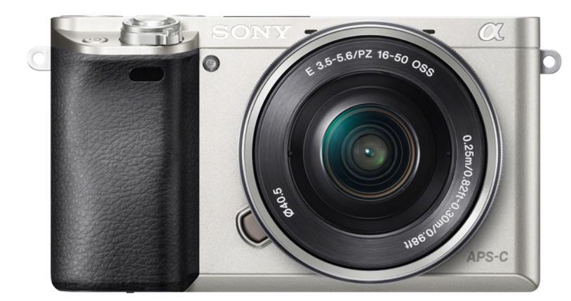 Sony A6000L, 16-50mm, 24, 3Mpix, stíbrný